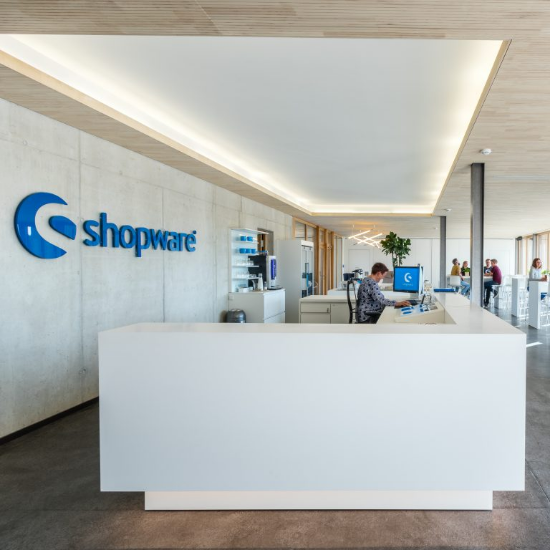 picture of the Shopware office